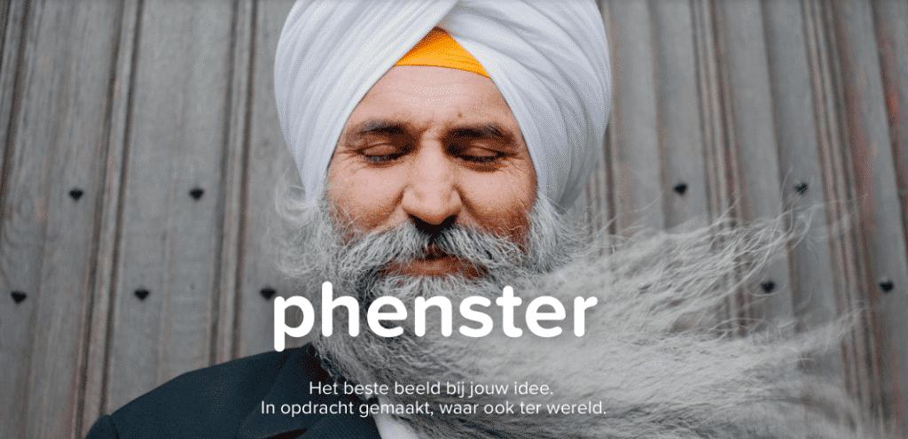 Phenster: rechten voor fotografen goed geregeld
