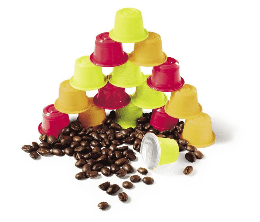 HEMA Koffiecupjes voor het Nespresso apparaat