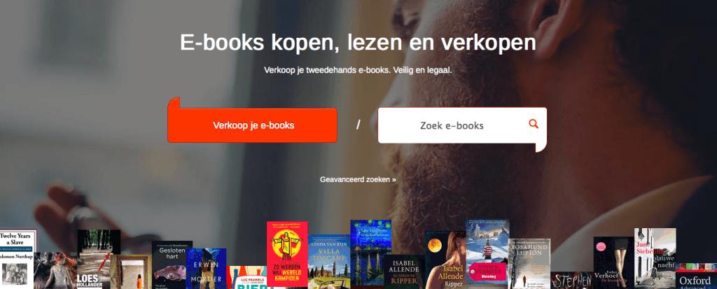 Tweedehands e-books Tom Kabinet