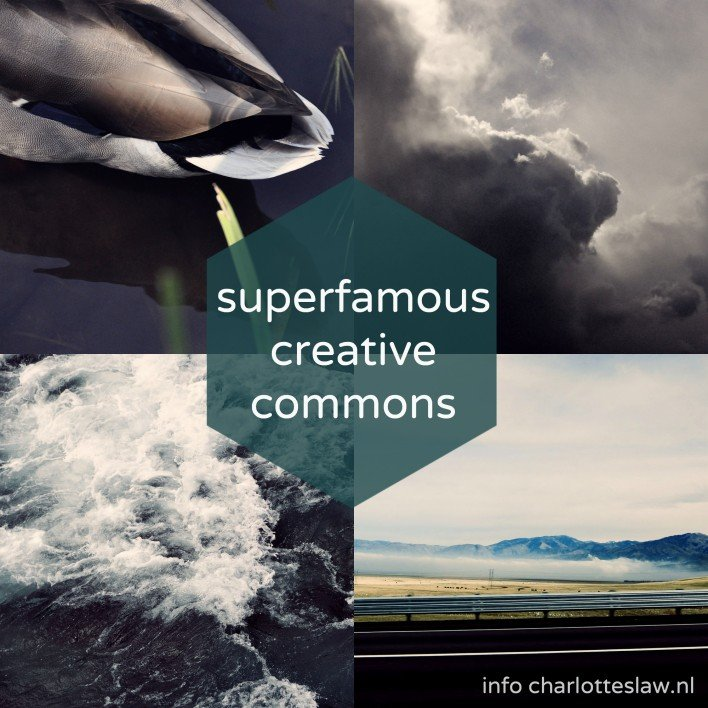 Super Famous Studio Creative Commons Foto's