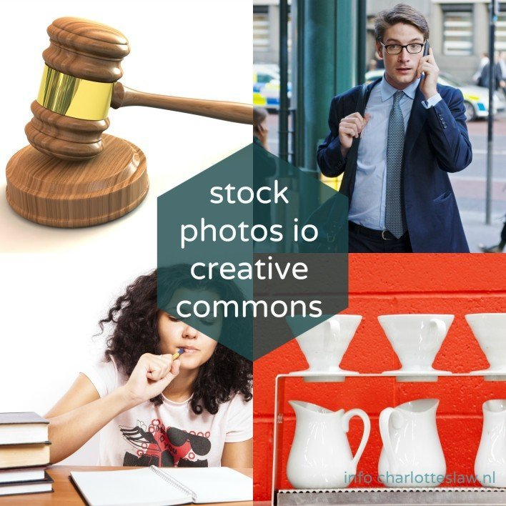 Creative Commons foto vinden via Stockphotos io