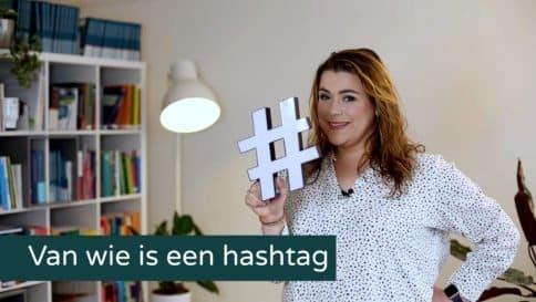Hashtags gebruiken en claimen