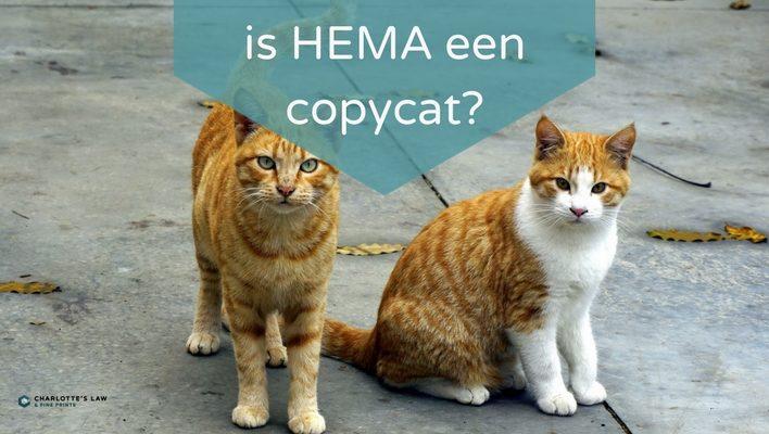 Hema verdient geld met kopieën
