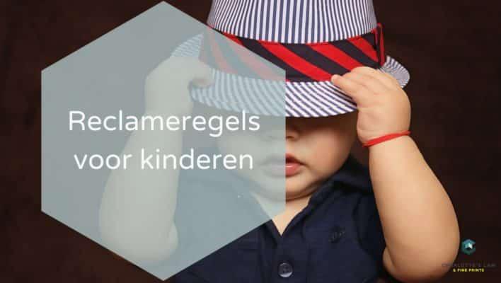 reclamecode kinderen en jeugd