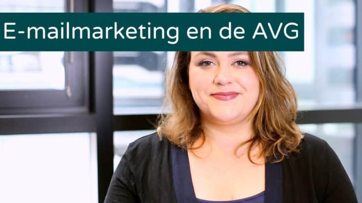 Privacy en e-mailmarketing onder de AVG/GDPR