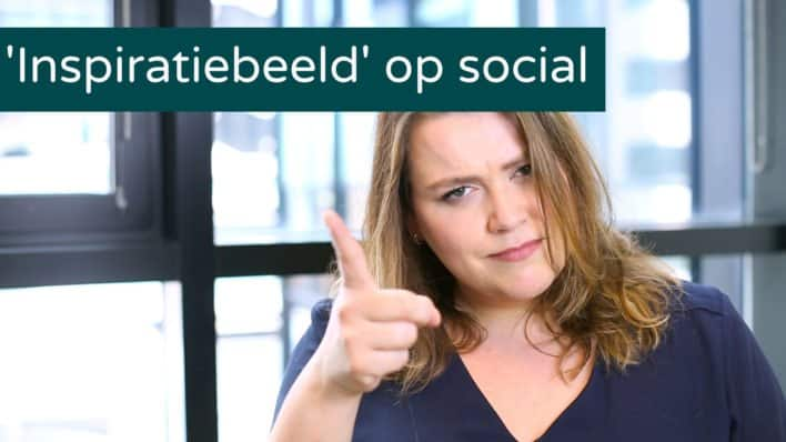 Auteursrecht: Nee, ook inspiratiebeelden mogen niet op social media!