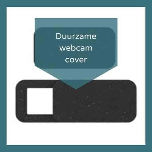 Duurzame Webcam Cover