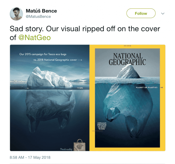 Twitter Matus Bence National Geographic