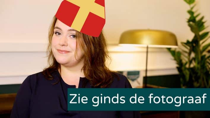 Filmen tijdens de Sinterklaasintocht, wie mag dat?