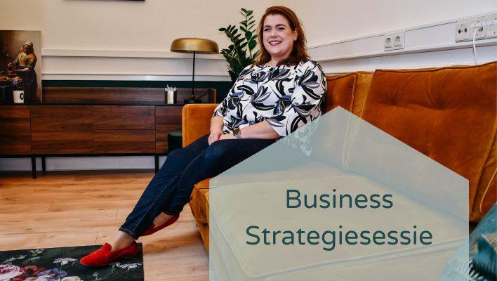 Business Strategiesessie voor Ondernemers