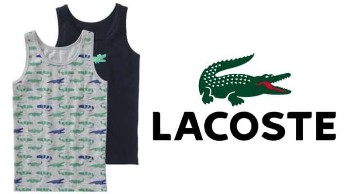 Merkenrecht Krokodil Hema Lacoste