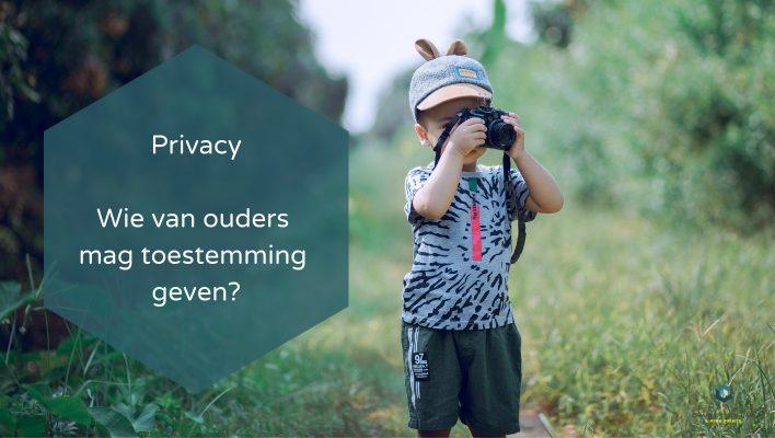 Privacy en Portretrecht Kind van gescheiden ouders
