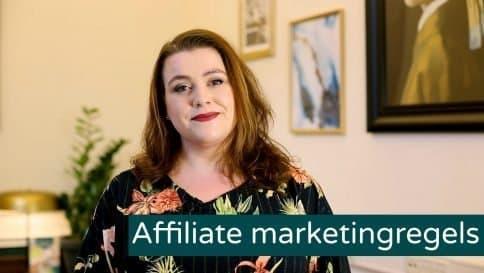 De regels bij Affiliate Marketing