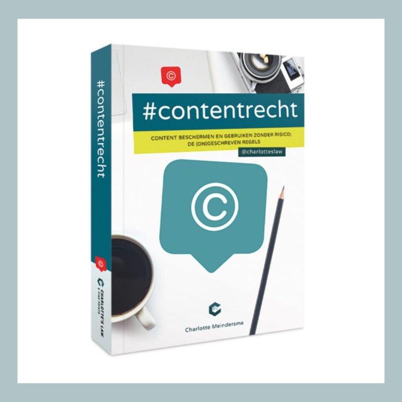 Contentrecht Boek