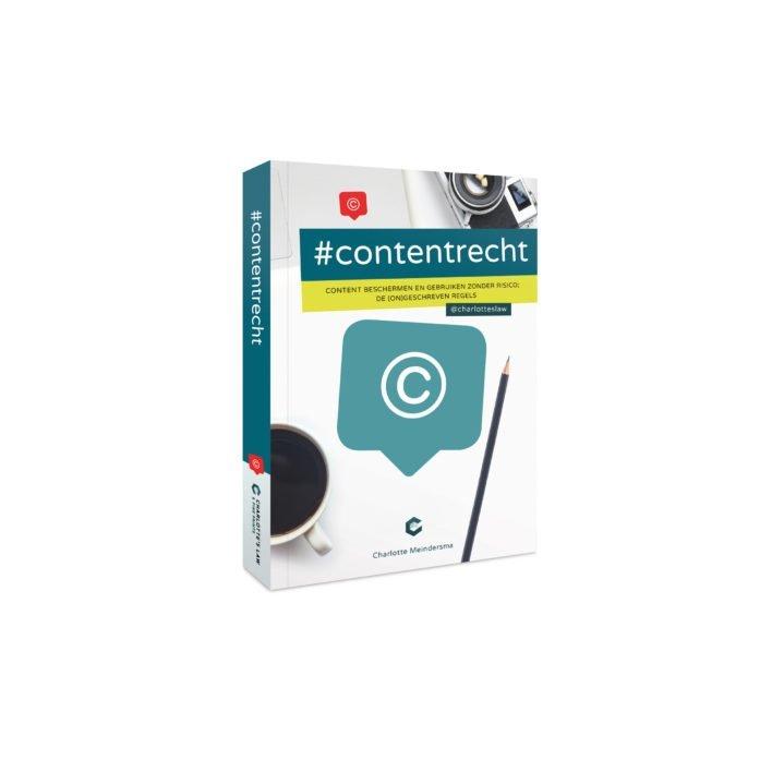 Contentrecht Boek Cover