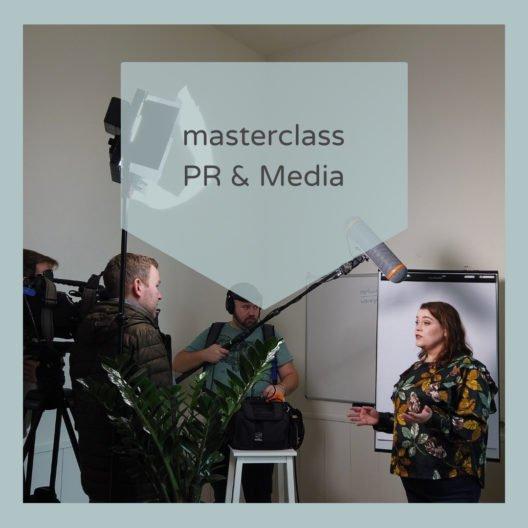 Masterclass PR & Media