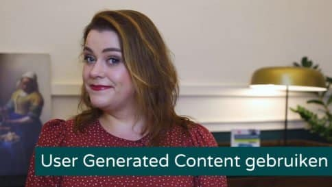 User generated content gebruiken