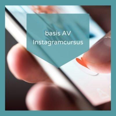 Basis Algemene Voorwaarden Instagramcursus