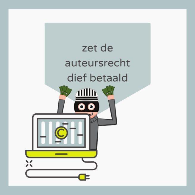Online Training Auteursrechtinbreuk oplossen