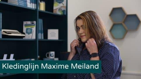Kledinglijn Maxime Meiland gejat?