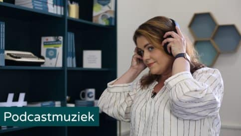 Muziek in podcasts
