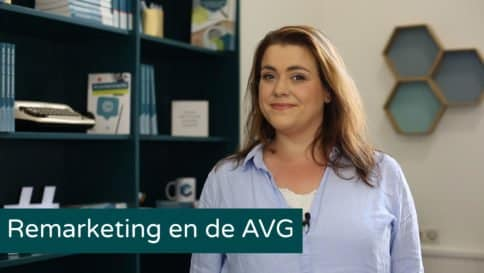 Retargeting en Remarketing en de AVG